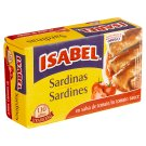 Isabel Sardines in Tomato Sauce 125 g