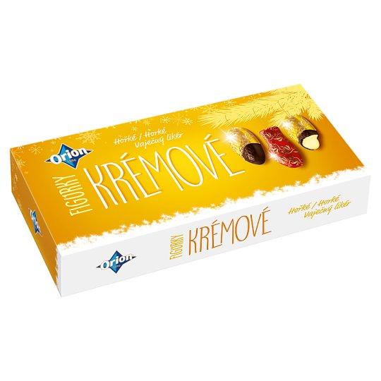 ORION Krémové figúrky s príchuťou vaječného likéru 484 g