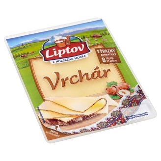 Liptov Vrchár Strong and Aromatic - Slices 100 g