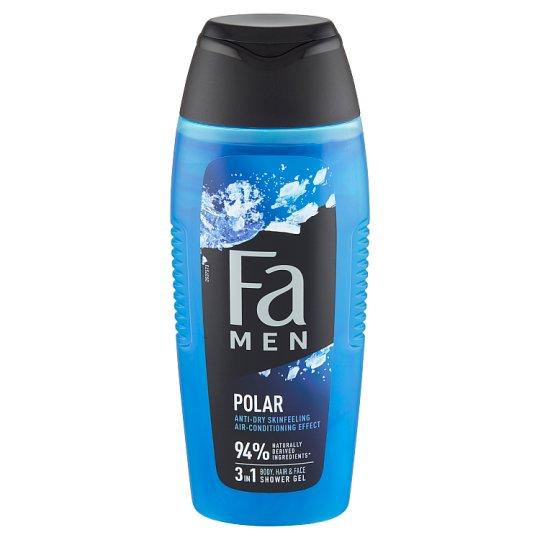 Fa Men Xtreme sprchovací gél Polar 400 ml