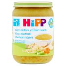 HiPP Bio Bouillon with Noodles and Turkey Meat 190 g