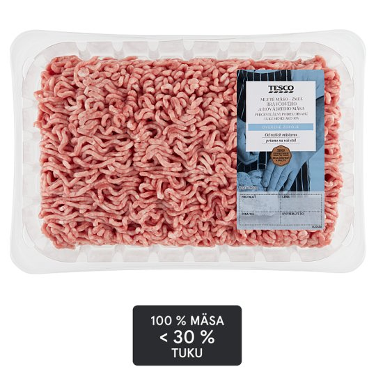 Country Menu Pork and Beef Mixed Mince 30% Fat 1000 g