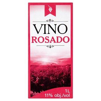 Víno ružové 1 l