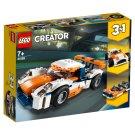 LEGO Creator Oranžové pretekárske auto 31089