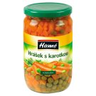 Hamé Peas with Carrot in Mild Salt Brine 640 g