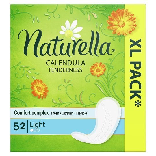 Naturella Normal Calendula Tenderness Intímky 52 ks.
