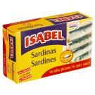 Isabel Sardines in Hot Oil 125 g