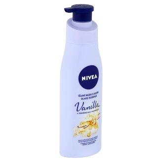 Nivea Vanilka & mandľový olej Telové mlieko s olejom 200 ml
