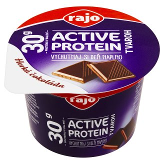 Rajo Active Protein Curd Dark Chocolate 200 g