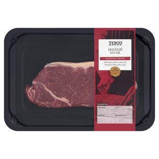 Tesco Hovädzí steak z nízkej roštenky 0,200 kg
