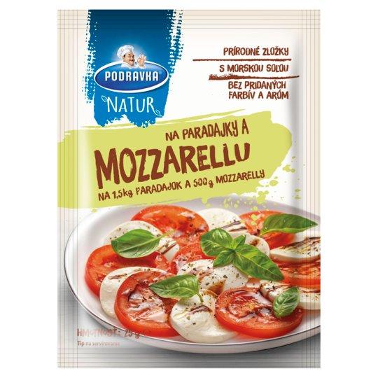 Podravka Natur Na paradajky a mozzarellu 25 g