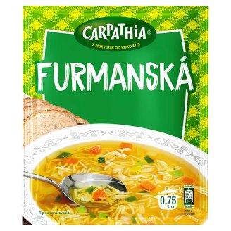 CARPATHIA Furmanská polievka vrecko 49 g