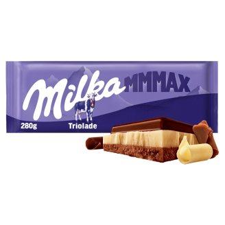 Milka Mmmax Triolade 280 g