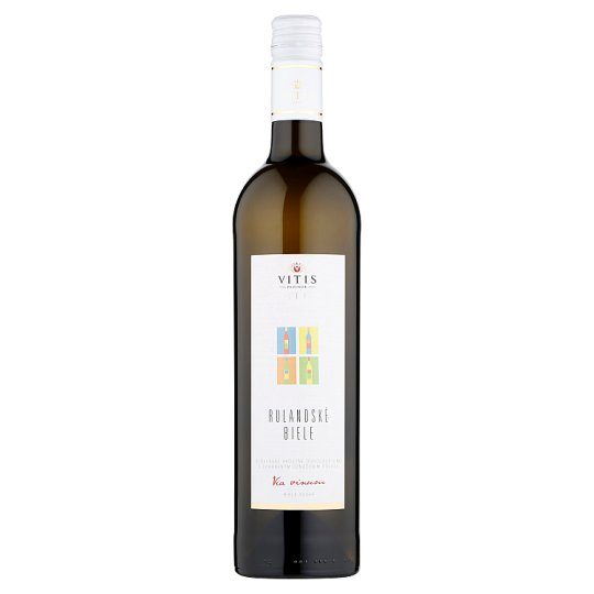 Vitis Pezinok Galéria Rulandské biele akostné odrodové víno biele suché 0,75 l