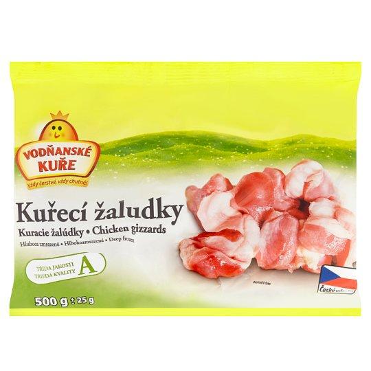 Vodňanské Kuře Chicken Gizzards 500 g