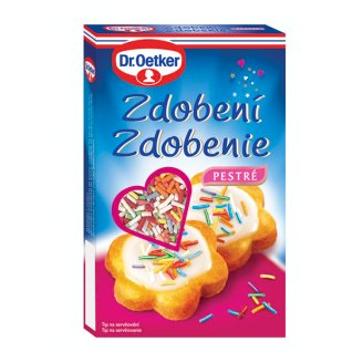 Dr. Oetker Colorful Decorating 80 g