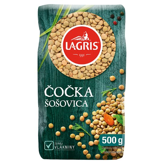 Lagris Lentils 500 g