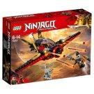 LEGO Ninjago Krídlo osudu 70650