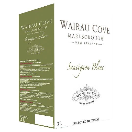 Wairau Cove Sauvignon Blanc biele víno suché 3 l