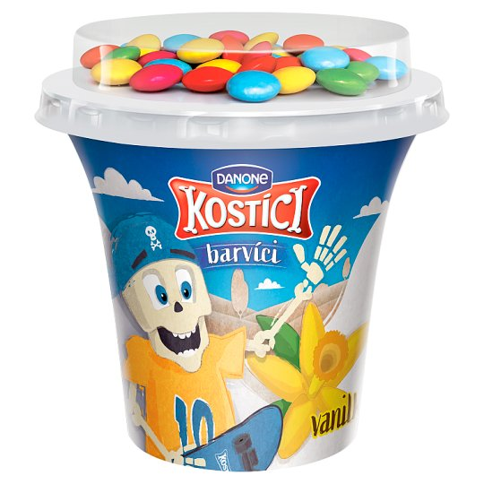 Danone Kostíci Vanilla Yoghurt 109 g