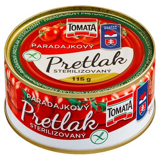 Tomata Original Pretlak paradajkový sterilizovaný 115 g