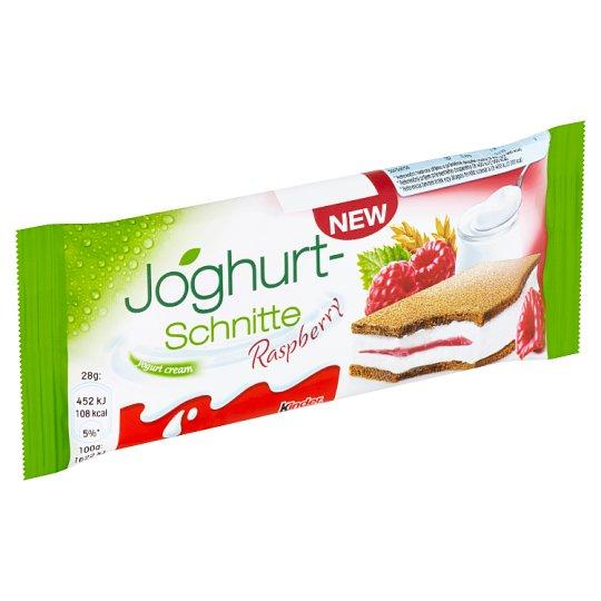 Kinder Joghurt-Schnitte Raspberry 28 g