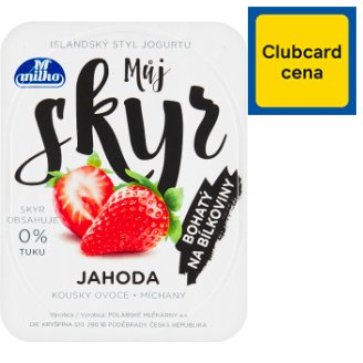 Milko Můj Skyr Acid-Based Product 140 g