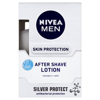 Nivea Men Silver Protect Voda po holení 100 ml