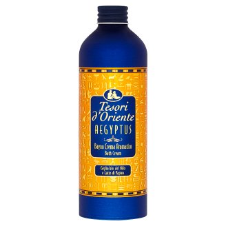 Tesori d'Oriente Aegyptus Bath Cream Foam 500 ml
