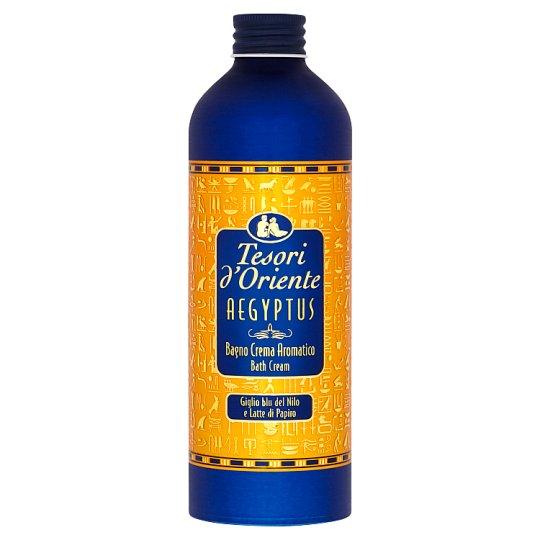 Tesori d'Oriente Aegyptus kúpeľový krém pena 500 ml