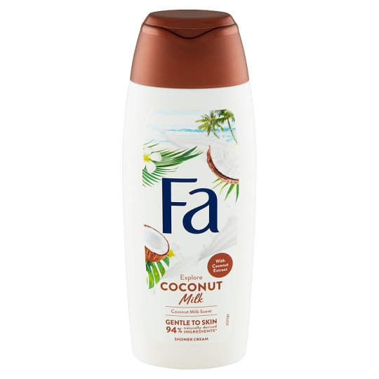 Fa Shower Cream Coconut Milk 250 ml