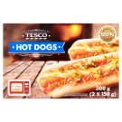 Tesco Baguette with Sausage, Tomato Sauce, Pickles and Fried Onions 2 x 150 g