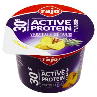 Rajo Active Protein Tvaroh ananás 200 g