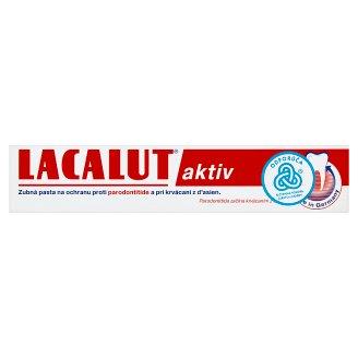 Lacalut Aktiv Toothpaste Against Periodontitis 75 ml