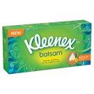 Kleenex Balsam papierové vreckovky 3 vrstvové 80 ks