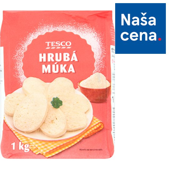 Tesco Whole Meal 1 kg