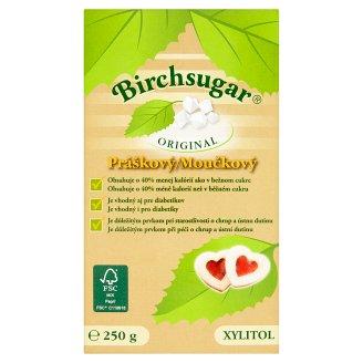 Birchsugar Original xylitol práškový 250 g