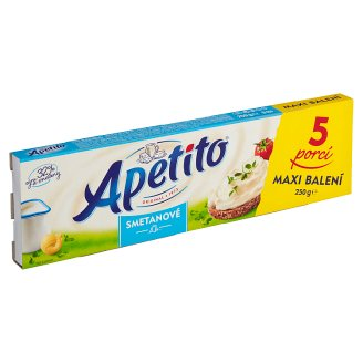 Apetito Maxi smotanové 250 g