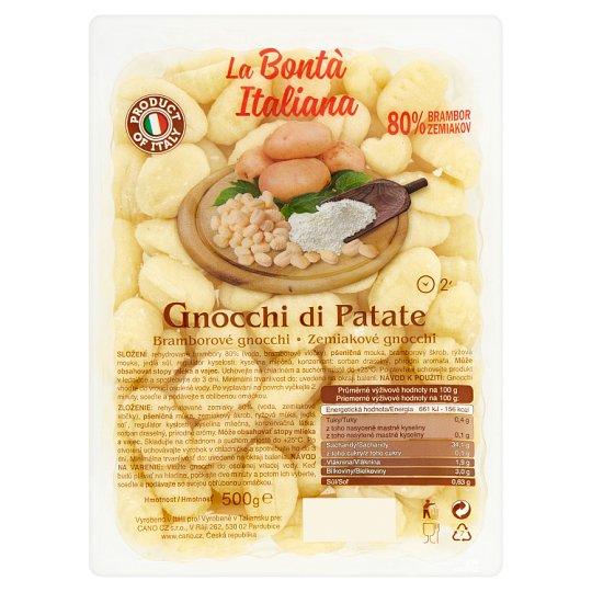 La Bonta Italiana Zemiakové gnocchi 500 g