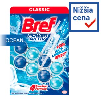 Bref Power Aktiv Ocean Stiff Toilet Block 2 x 50 g