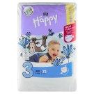 "Happy Detské plienky ""3"" á 72 ks"