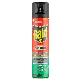 Raid Aerosól proti lezúcemu hmyzu eukalyptus 400 ml