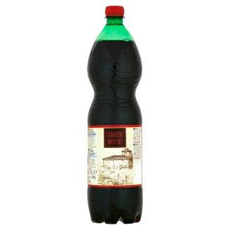 Fruity Semi-Sweet Red Wine 1.5 L
