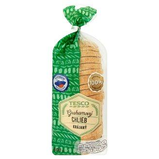 Tesco Chlieb grahamový krájaný 500 g