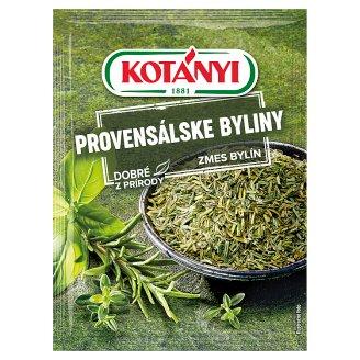 Kotányi Provensálske byliny bylinková zmes 17 g