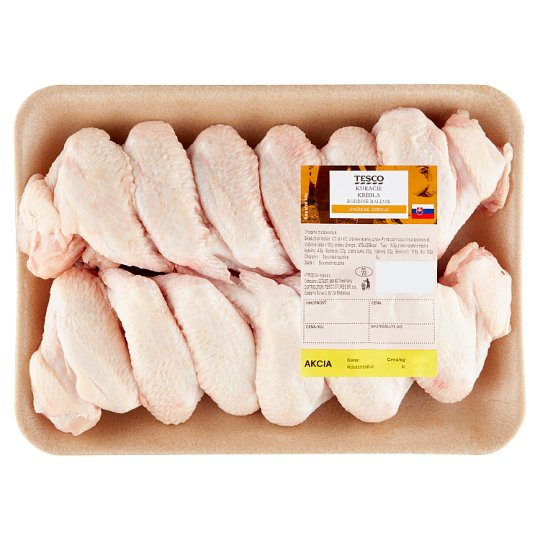 Tesco Chicken Wings