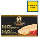 Kaiser Franz Josef Exclusive Sardines Fillets in Sunflower Oil with Chili 90 g