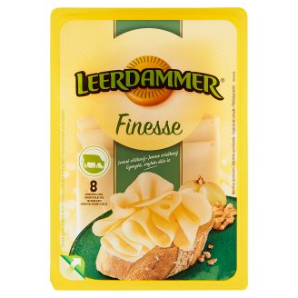 Leerdammer Finesse Original Cheese 8 Slices 80 g