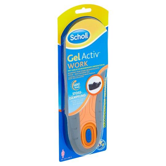 Scholl GelActiv Vložky do topánok do práce