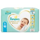 Pampers Premium Care Size 5 (Junior) 11kg-18kg, 44 nappies